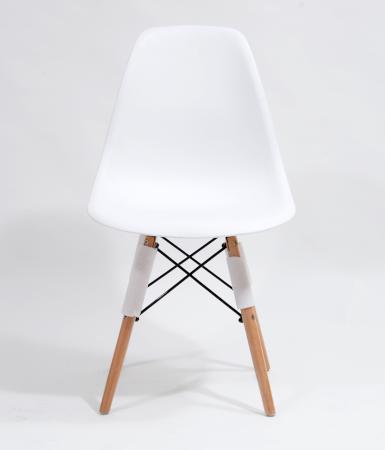 Krzesło styl skandynawski, białe