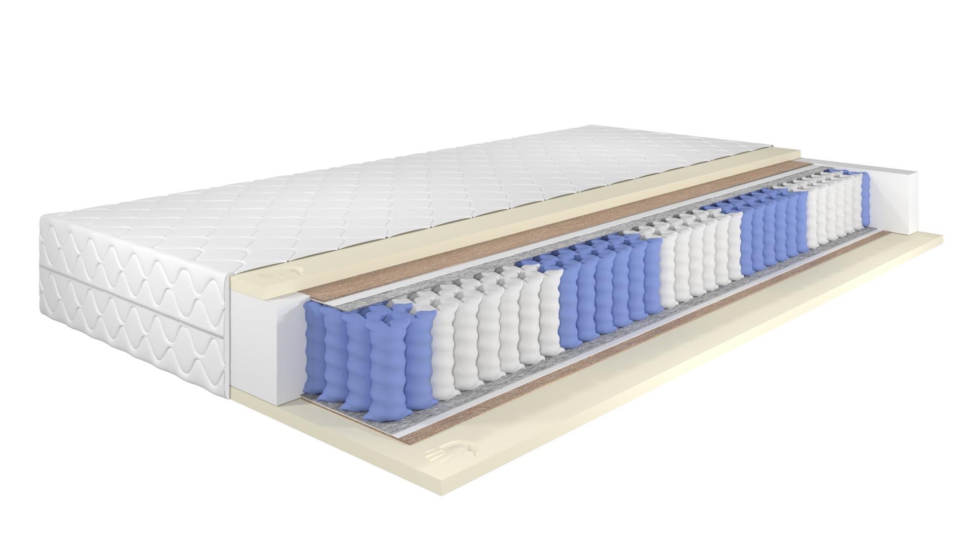 Materac ortopedyczny Visco Memory Jowisz Premium 28cm